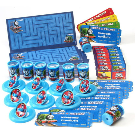 Thomas the Train Party Favor Value Pack