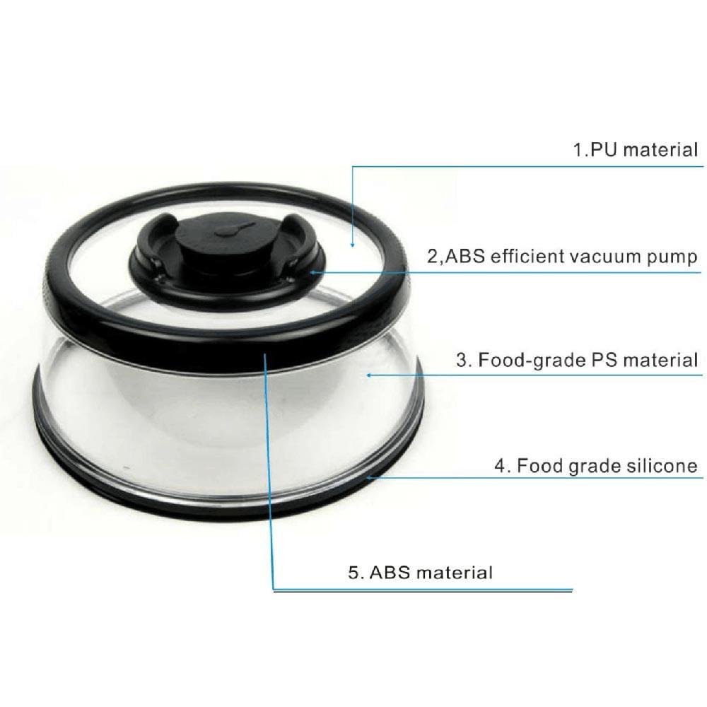Vacuum Food Sealer Mintiml Cover Kitchen Instant Vacuum Food Saver Fresh Cover