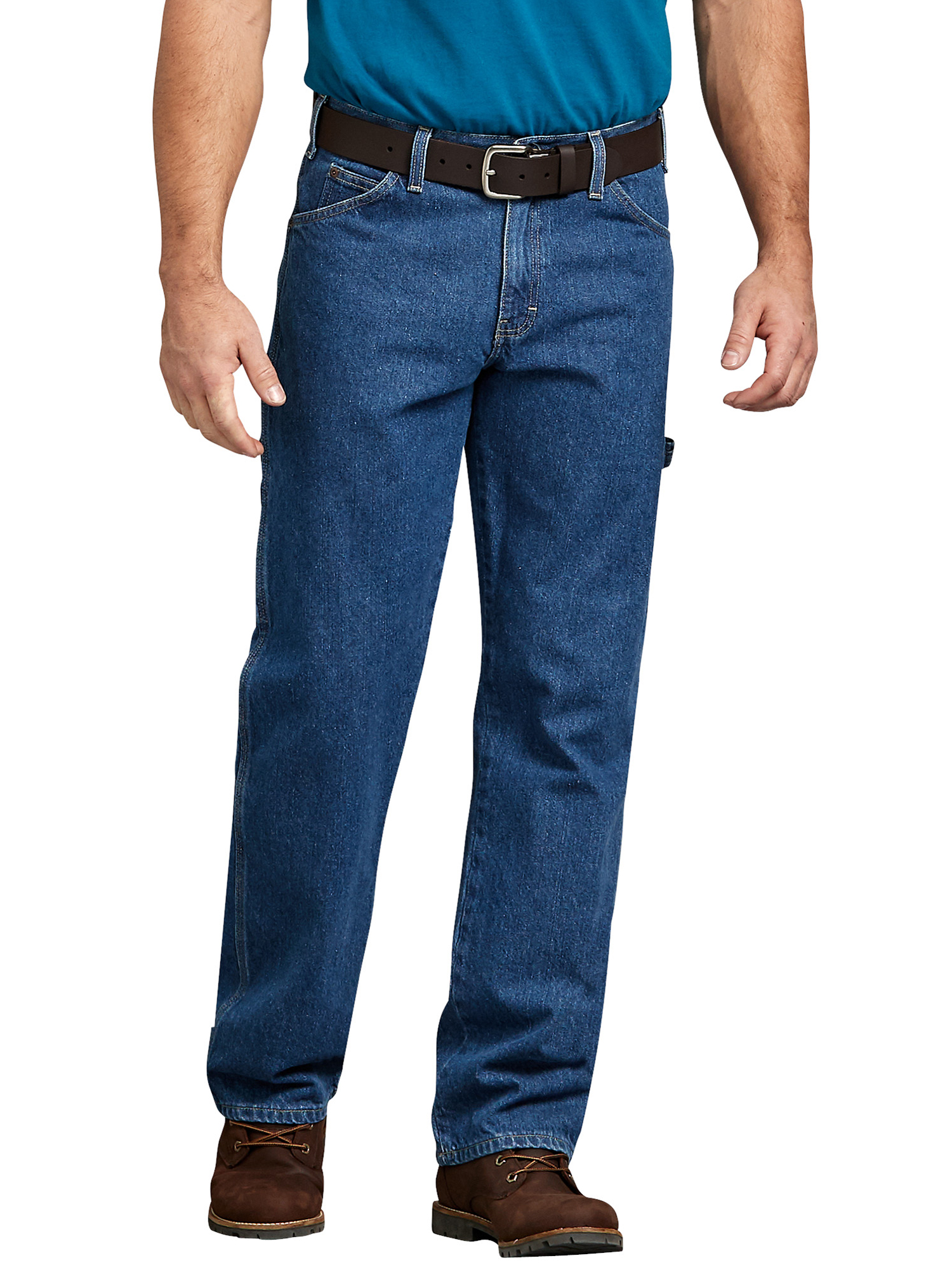 Dickies Men's 5-Pocket Professional Grade Utility Jeans