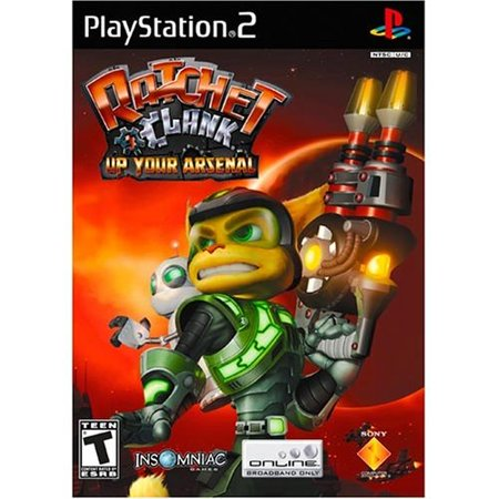 Ratchet and Clank Up Your Arsenal - Playstation (Ratchet And Clank Up Your Arsenal Wiki)