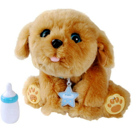 d73376ec6 Little Live Pets Dream Puppy Snuggles - Walmart.com