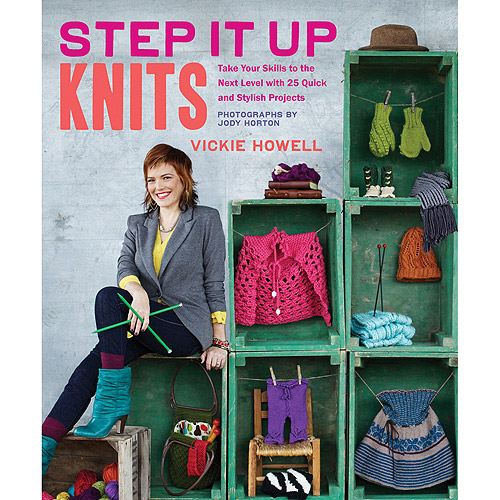 Chronicle Books Chronicle Books Step It Up Knits