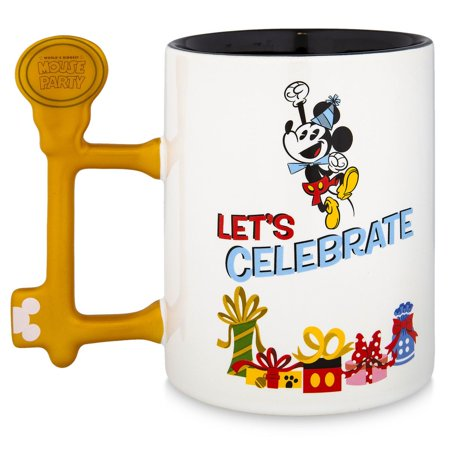 Disney Parks Mickey Mouse and Friends World's Biggest Mouse Party Mug (Characters At Mickey's Halloween Party Disney World)