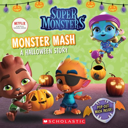 Halloween Story For Esl Students (Monster Mash: A Halloween)