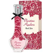 Red Sin For Women 1.0 oz EDP Spray By Christina Aguilera