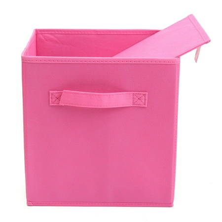 Folding Storage Box Cube Space Saver Home Bedroom Playroom Toy Book Organizer Case Christmas Gifts - image 10 de 11