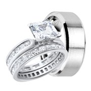topic page - Wedding Rings Sets For Her