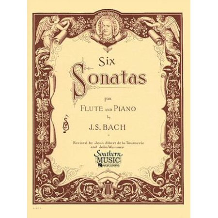 - Six Sonatas : Flute