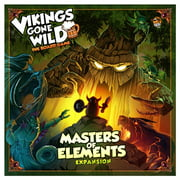 Lucky Duck Vikings Gone Wild: Masters of Elements Expansion Board Game