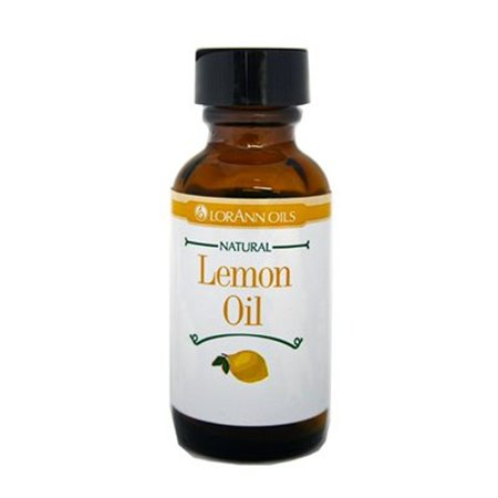 Lemon Oil Natural Flavor - LorAnn Oils - 1 oz Lemon Mint Flavor