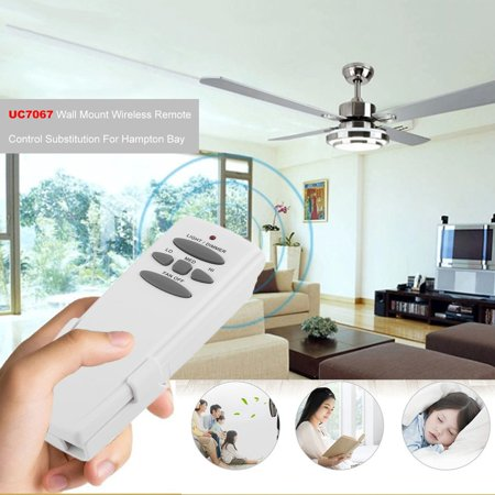 Remote control uc7067 fan hd universal wall mount wireless ceiling remote control uc7067 fan hd universal wall mount wireless ceiling fan remote control substitution transmitter aloadofball Choice Image