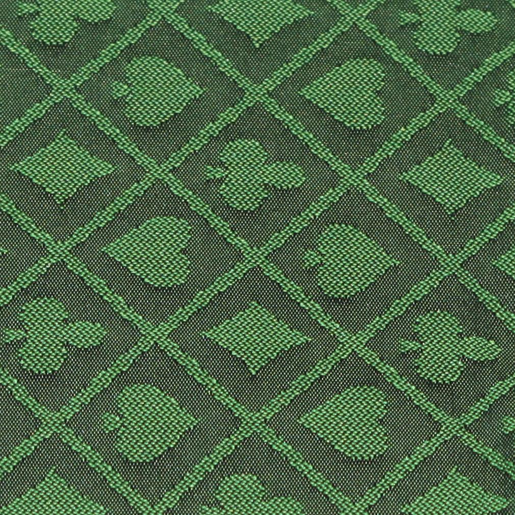 """50 Meter Roll of Green Two-Tone Poker Table Speed Cloth"" by BryBelly"
