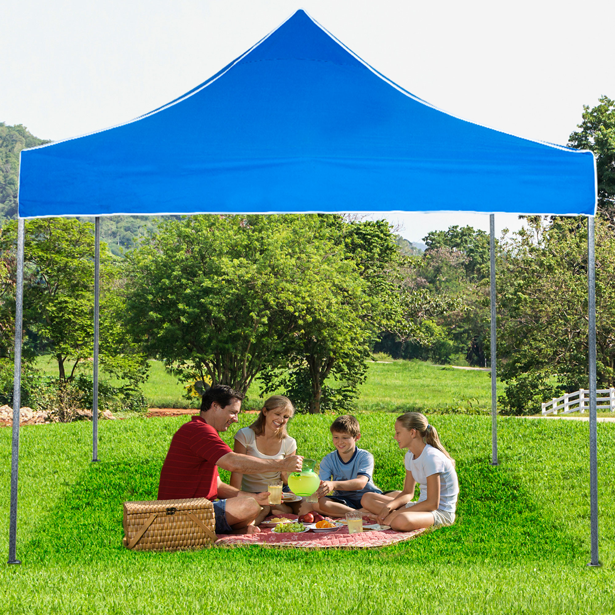 10' x 10' Pop-Up Instant Canopy Tent by Stalwart