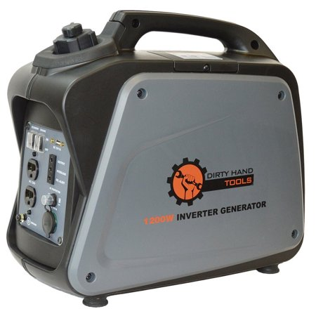Dirty Hand Tools Gas Powered 1200W Inverter
