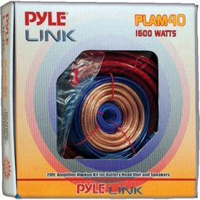 Scosche 680 watt max 400 amp wiring kit 8 pc carded pack walmart pyle plam40 4 gauge 1600 watt amp installation kit keyboard keysfo Image collections