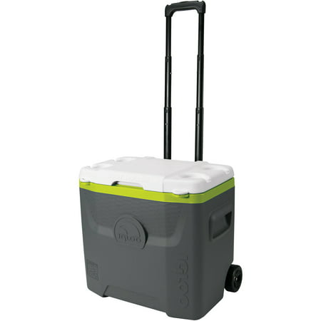 - Igloo 28-Quart Quantum Wheeled Cooler