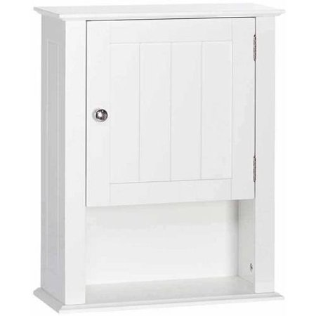 RiverRidge Ashland Collection Single Door Wall Cabinet