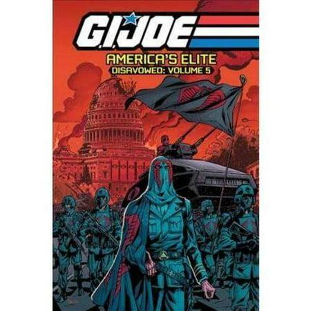 G.i. Joe America's Elite 5: Disavowed