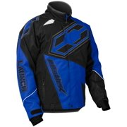 Castle X Racewear Launch G4 Mens Snowmobile Jacket Blue