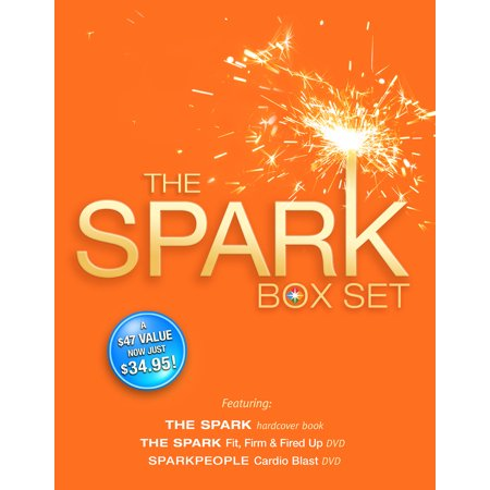 The Spark DVD : Fit, Firm, and Fired Up in 10 Minutes a