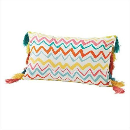 Zig Zag Decorative Pillows