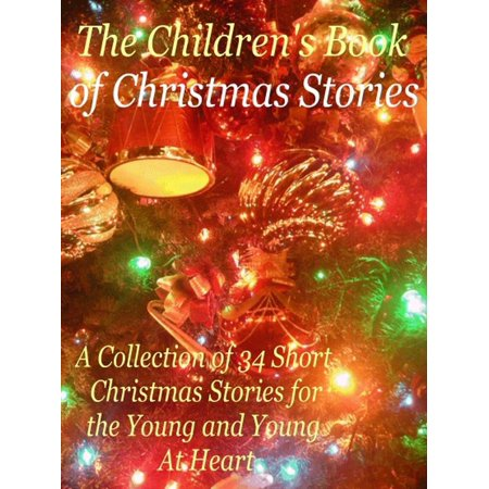 The Childrens Book of Christmas Stories - eBook (Childrens Religious Books)