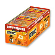 HotHands 12 Hour Adhesive Body Warmer | 40 Unit Display