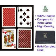 Copag Poker Size Regular Index Playing Cards, Poker Size