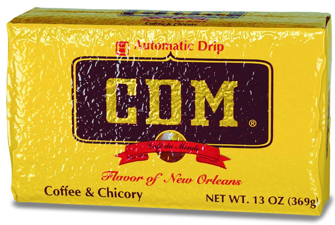 Cdm Coffee Chicory Automatic Drip 13 Oz Walmart