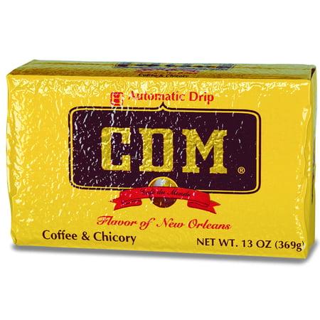 Western 13 Coffee (CDM Coffee & Chicory, Automatic Drip 13)