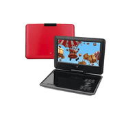 "GPX PD932 9"" LCD Portable DVD Player with Swivel Screen - Refurbished"