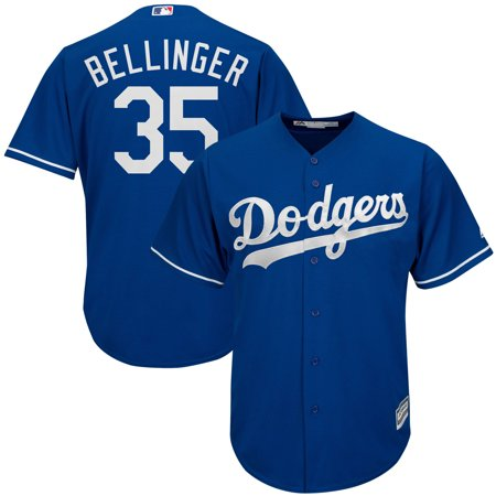 Cody Bellinger Los Angeles Dodgers Majestic Big & Tall Fashion Cool Base Replica Player Jersey - Royal