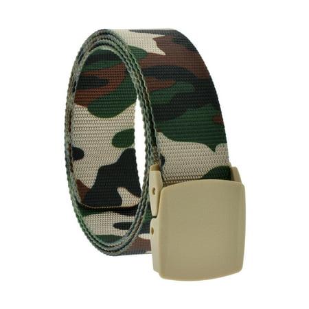 Belt Brand - Men's Camouflage Military Grade Tactical