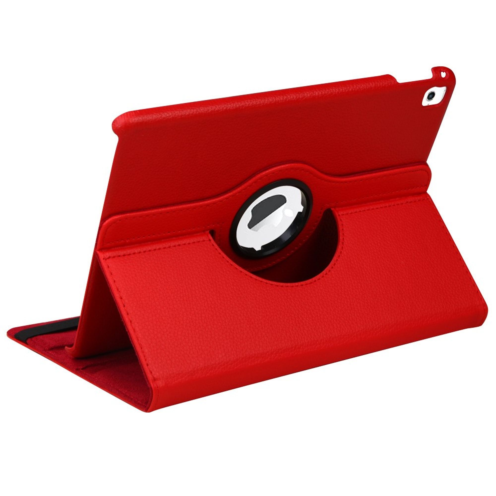 """Insten MyJacket Stand Book-Style Leather Case Cover For Apple iPad Pro 9.7"""", Red"""
