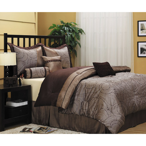 dionne 7-piece comforter set - walmart