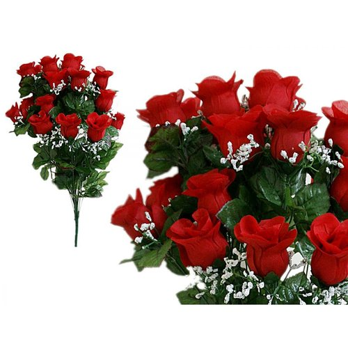 Hikari 96 Giant Rose Bud Bush