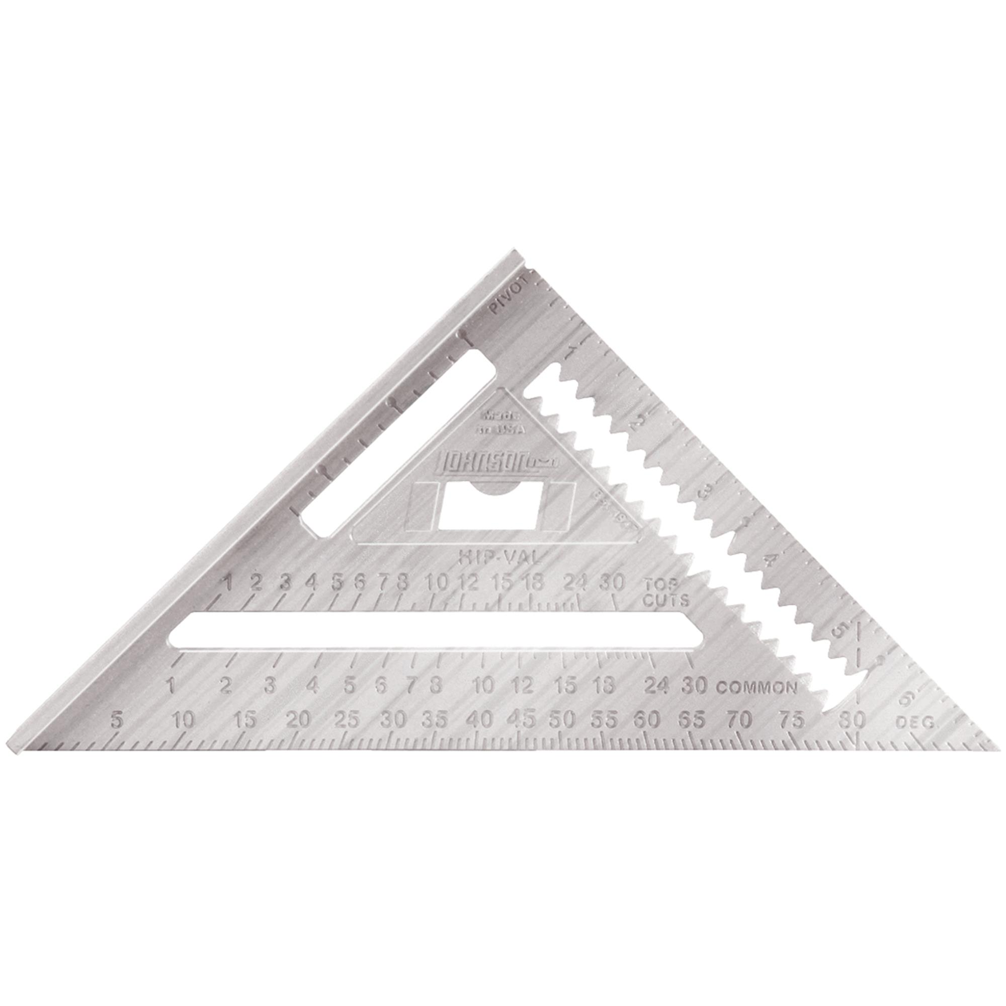 Johnson Level Johnny Square Professional Angle Rafter Square by Johnson Level & Tool