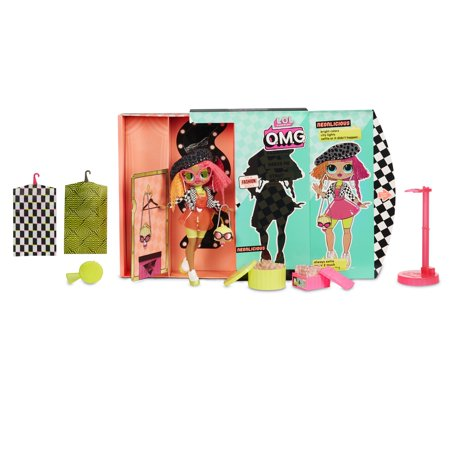 Best L.O.L. Surprise! O.M.G. Neonlicious Fashion Doll with 20 Surprises deal