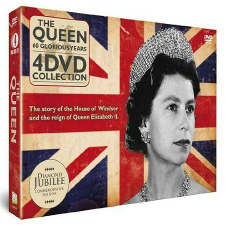 Jubilee Set (The Queen Elizabeth 60 Glorious Years Diamond Jubilee DVD Box Set )