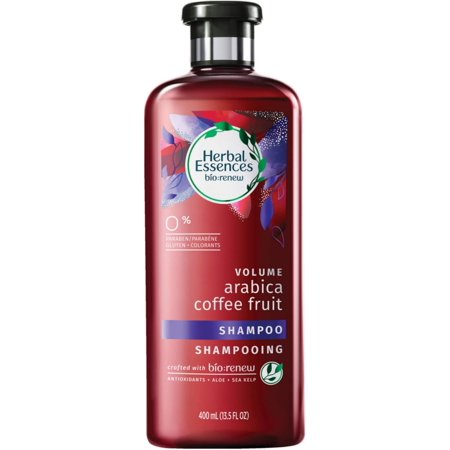 - 2 Pack - Herbal Essences Bio:Renew Volume Shampoo, Arabica Coffee & Fruit 13.5 oz