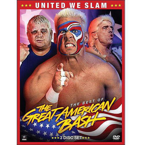 WWE: United We Slam - The Best Of Great American Bash (3-Disc)