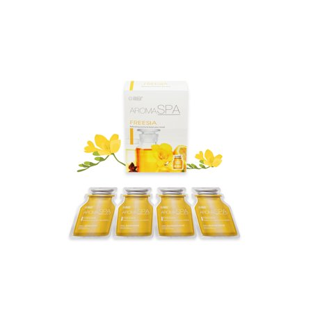 Aroma Spa / Freesia 4 Step Pedicure Box