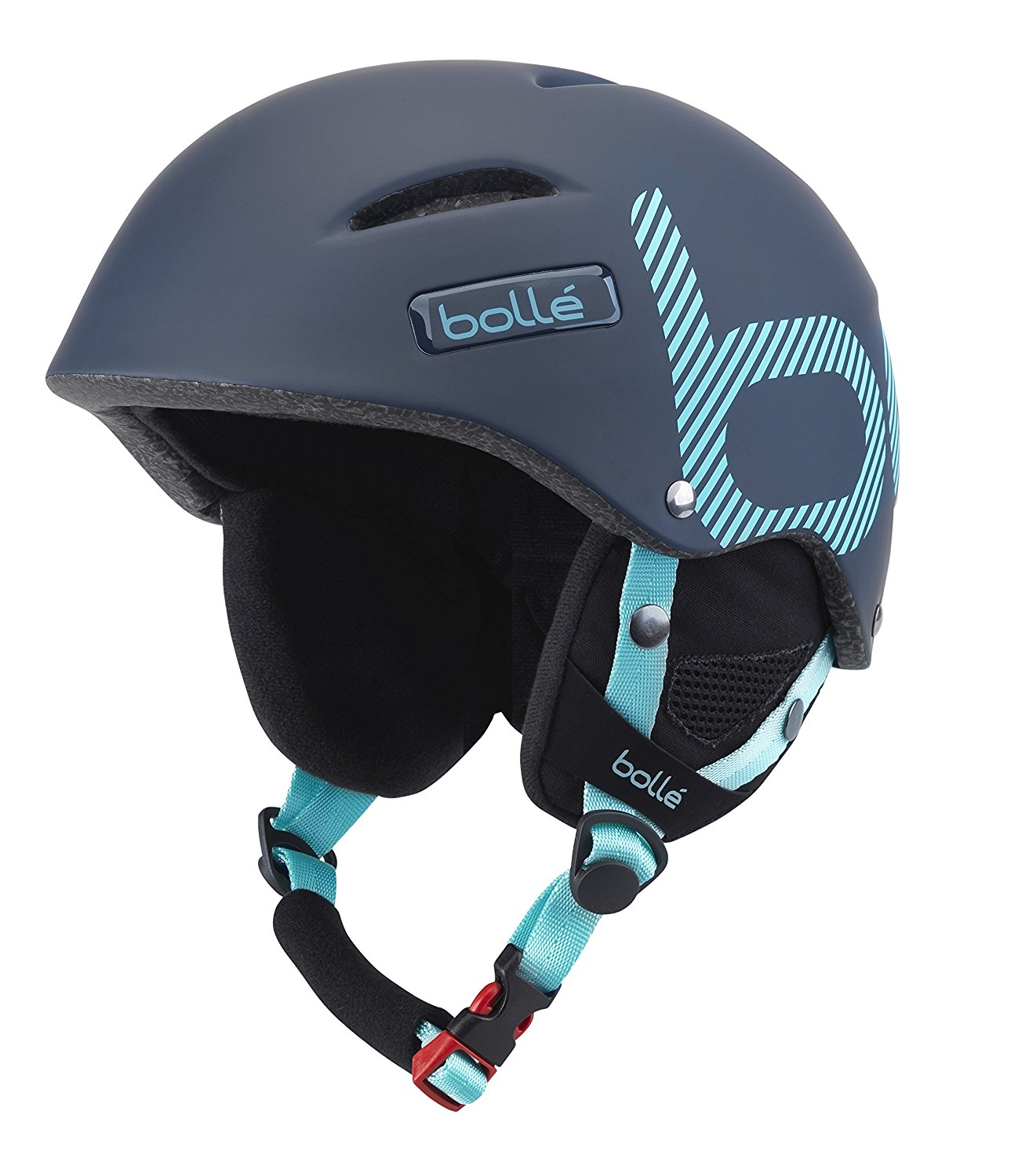 *Bolle Winter B-Yond Soft Blue & Lime 61-63cm 31452 Ski Helmet Click-to-Fit by Supplier Generic