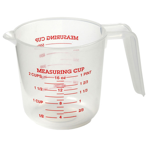 Norpro 2 Cup Plastic Measuring Cup