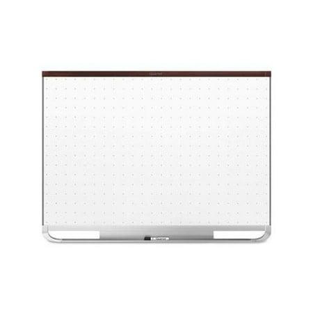 Prestige 2 Magnetic Total Erase Whiteboard QRTTEM548M by