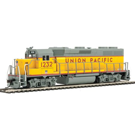 Atlas HO Scale EMD GP39-2 Diesel Locomotive Union Pacific/UP (Red Stripe) #1232 ()