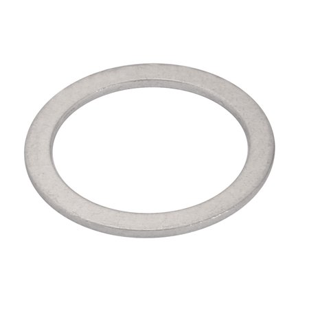 100Pcs 27mmx34mmx1.5mm Aluminum Motorcycle Hardware Drain Plug Washer - image 2 of 3