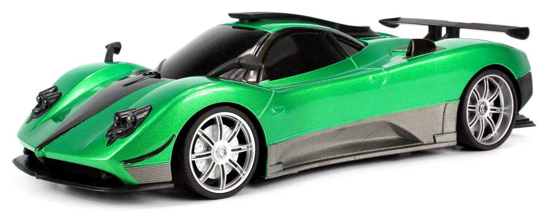 Wfc Pagani Zonda R Remote Control Rc Sports Car 1 16 Scale Rtr Ready