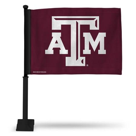 Texas A&M Car Flag - Texas A&m Helmet Halloween