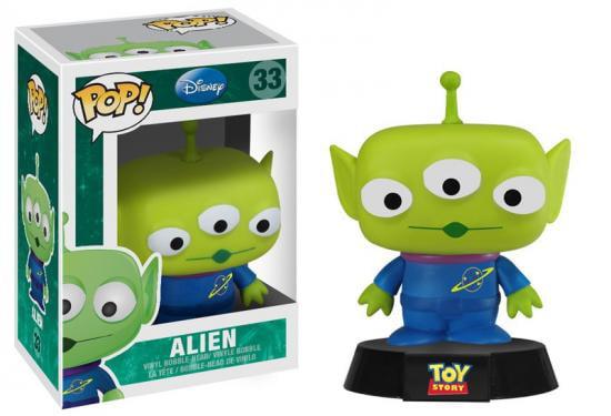 Toy Story Funko POP! Disney Alien Vinyl Figure by